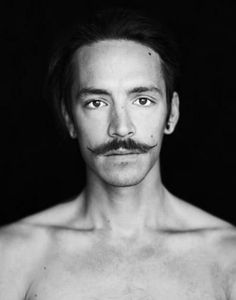 Brandon Boyd. Best stache eva