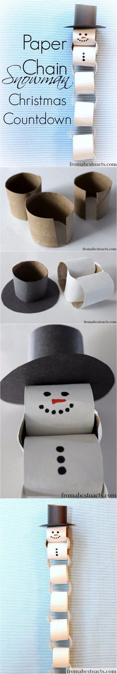 To make your own, you'll need: 2 Cardboard Tubes Glue or Tape White and Black Construction Paper Scissors More info and instructions about this great tutorial you can find in the source url - above the photo. diyfunidea.com is a collection of the best and most creative do it yourself projects, tips and tutorials. We […]
