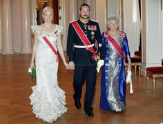 Princess Mette-Marit and Prince Haakon