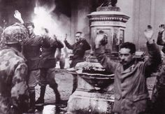 Disbanded Italian soldiers surrender to the nazis in occupied Rome. 1943.