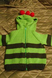 Nothing Fancy: Brobee Sweater