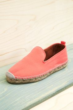 High summer accessories > slip on espadrille