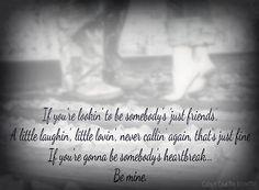 """""""Somebody's Heartbreak"""" ~Hunter Hayes"""