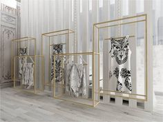 Retail|Maison Martin Margiela by Federico Salmaso, via Behance