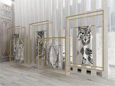 Retail|Maison Martin Margiela by Federico Salmaso, via Behance