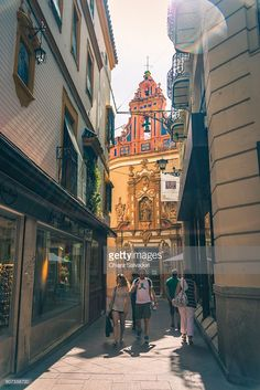 Seville, Andalusia, Spain. | #stockphotos #gettyimages #print #travel