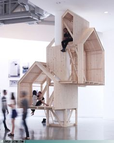 funny real estate - Playhouse of My Dreams ~ No lie. Just build it right into the house.