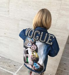 Новая джинсовая куртка ✨