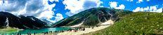 #beautiful #lake #lake saiful muluk #mountain #nature #pakistan