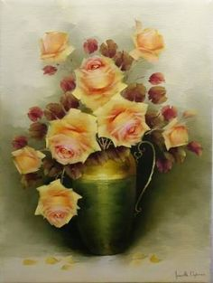 jeanette dykman artist - Google Search African Artists, Watercolor Cards, Creativity, Google Search, Painting, Roses, Painting Art, Paintings, Painted Canvas