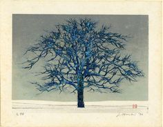 """I think this is called """"Winter Tree""""  dated '76"""