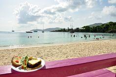Cheeseburger in Paradise - Honeymoon Beach, Water Island, USVI Best Island Vacation, Honeymoon Island, Cheeseburger In Paradise, Water Island, Tiki Hut, Us Virgin Islands, Cruise Port, West Indian, St Thomas
