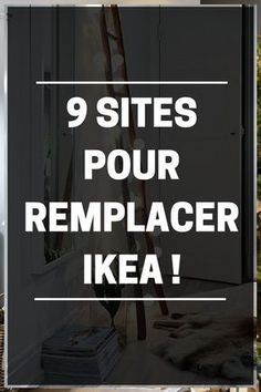 9 sites to know and register to replace IKEA! - Ikea DIY - The best IKEA hacks all in one place Boho Home, Diy Décoration, Deco Furniture, Home Staging, Interior Paint, Interior Design, Good To Know, Home Accessories, Sweet Home