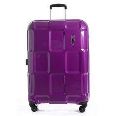 Großer #Koffer EPIC Crate 4X bei Koffermarkt: ✓Farbe: purple passion ✓4 Rollen ✓erweiterbar ✓76x54x28 cm ✓4,4 kg ✓113 Liter Volumen