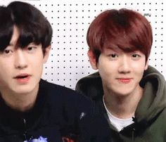 Chanbaek Chanyeol and baekhyun Exo Fanart, Chanbaek Fanart, Exo Chanbaek, Exo Ot12, Kyungsoo, Kpop Exo, Park Chanyeol, Exo Couple, Jimin