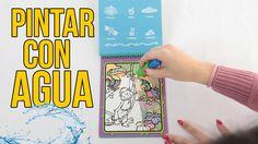 Pintando con agua - Juguetes para Niños