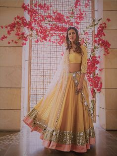 From the latest lehengas to cocktail gowns, traditional trousseaus to languid lingerie - we have you covered for the best of Indian Bridal Fashion! Indian Wedding Outfits, Bridal Outfits, Indian Outfits, Indian Clothes, Western Outfits, Wedding Dresses, Indian Lehenga, Red Lehenga, Anarkali