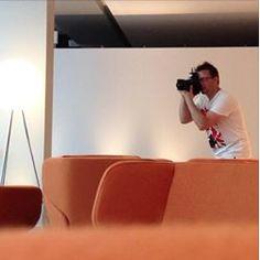 Making-of vom Shooting im Steigenberger Hotel am Kanzleramt, Berlin.  Ausgestattet mit Stoffen von drapilux - schwerentflammbare Stoffe für alle öffentlichen Bereiche. Für mehr Sicherheit und Lebensqualität in beispielsweise Hotels, Pflegeheimen und Kliniken. #drapilux #referenz #hotel