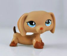 Littlest Pet Shop Dog Collection Child Girl Boy Figure Toy Loose Cute LPS832