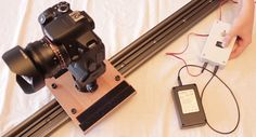 Building an Advanced Video Slider with Electronic Motion Control