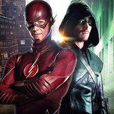 Arrow & The Flash