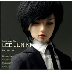 These Lee Jun Ki dolls are so real