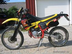 Aprilia RX 50 1999 - I drive it several times as exchange with my Honda MTX 50 Classic Italian, My Ride, Motocross, Honda, Motorcycle, Bike, Vehicles, Bicycle Kick, Bicycle