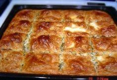 Húsos burek Hungarian Desserts, Hungarian Cuisine, Hungarian Recipes, Meat Recipes, Baking Recipes, Snack Recipes, Snacks, European Dishes, Good Food