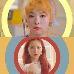 Red Velvet shared the music video teaser for their upcoming track Russian Roulette