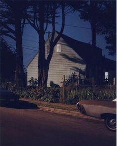© Todd Hido. Houses at nıght