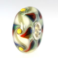 New Unique Bead Color Design! - Classic Unique 7505, $45.00 (http://www.trollbeadsgallery.com/classic-unique-7505/)