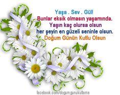 Doğum Günün Kutlu Olsun Funny Birthday Cards, Happy Birthday, Green, Istanbul, Nice, Education, Prepping, Happy Brithday, Urari La Multi Ani