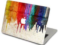 Pegatina de alta calidad belleza creativa, fácil de pegar, eliminar,  No dejando sin pegamento, no dañe el portátil.  Deja que tu portátil más loco y