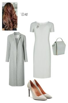 """""""Work"""" by cgraham1 on Polyvore featuring Armani Collezioni, Roland Mouret, Onesixone and ADAM"""
