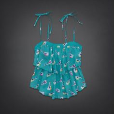 Bettys Rockpile Cami | Bettys Fashion Tops | HollisterCo.com