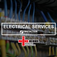 At First Action. we have over two decades of experience in electrical installations and providing electrical installations. for more info visit us at: http://first-action.com/electrical-installation/ #electricalinstallation #firstaction #electricalinstallationinlondon #electricalservice