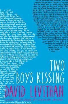 Two Boys Kissing - David Levithan #WeNeedDiverseBooks