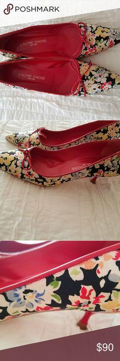 L'autre Chose Heels L'autre Chose Floral Heels L'autre Chose Shoes Heels