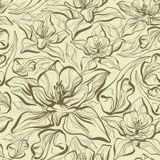 цветочный принт вектор - Поиск в Google