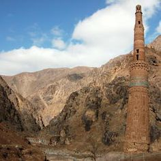 ©Claudio Margottini - Afghanistan - Shahrak District, Ghur Province - Minaret and Archaeological Remains of Jam