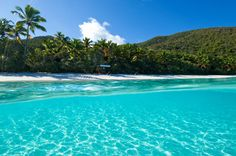 Trunk Bay in St John USVI. Ah, heavenly and one of the better islands in the VI's overall.