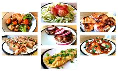 Just a few of our fat loss recipes from the live lean cookbook. - http://www.physique4life.com/cookbook/