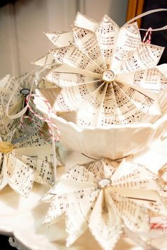 Accordion sheet music ornaments