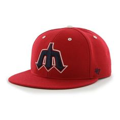 2014 Official Harwich Mariners Home On-Field Hat