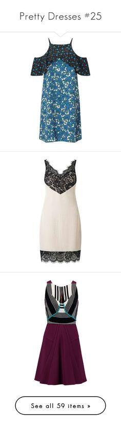 """Pretty Dresses #25"" by emma-oloughlin ❤ liked on Polyvore featuring dresses, blue dress, miss selfridge dress, miss selfridge, intimates, lingerie camisole, cami lingerie, lingerie cami, camisole lingerie and burgundy"