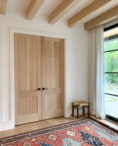 Doors and hardware Studio Mcgee, Interiores Design, Home Decor Inspiration, Design Inspiration, Tall Cabinet Storage, Sweet Home, New Homes, House Design, Community