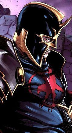 Marvel Avengers Alliance Black Knight from the 70's
