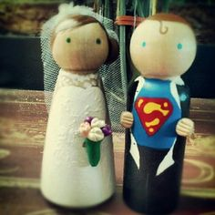 Customized superhero cake topper. But with Spiderman!