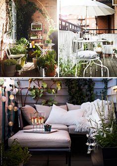 balkong inredning inspiration - Google Search