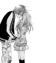♥ Cute Manga Couple ♥